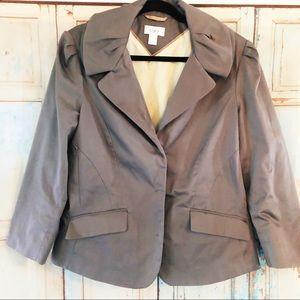 Ann Taylor Loft blazer size 16